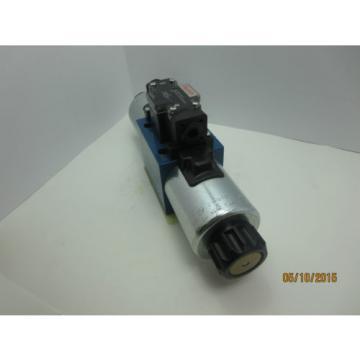 Rexroth 4WE10D40/0FCG24N9DK25L Directional Spool Valve Origin