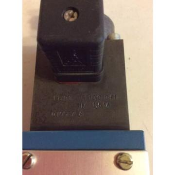 Rexroth Hydraulic 4WRE10W64-14/24K4/M Proportional Valve
