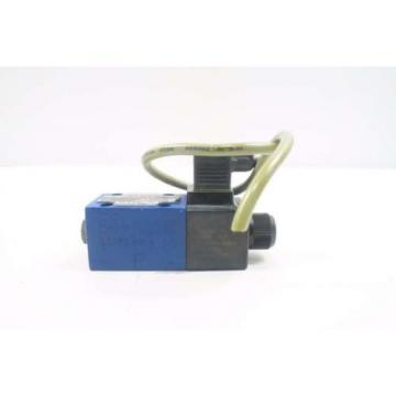 REXROTH 4WE6Y62/EW110N9K4 5100PSI 120V-AC SOLENOID HYDRAULIC VALVE D550094