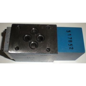 BOSCH REXROTH R900404769 4WH6Y52//5  DIRECTIONAL CONTROL VALVE
