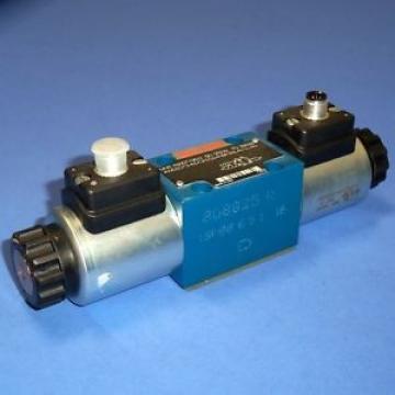 REXROTH 24VDC 30W HYDRAULIC SOLENOID VALVE, 4WE6D73-62/OFEG24N9K33L/A12 Origin