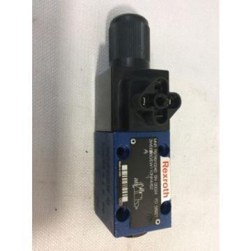 Rexroth Hyraulic Directional Valve 3WE6B60/EW110NK4/62