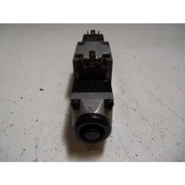 REXROTH 4WE6D51/OFAG24NZ45V VALVE USED
