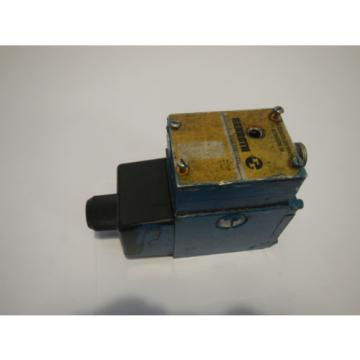 Rexroth 3WE10A31/CW110W9Z55L Hydraulic Directional Valve