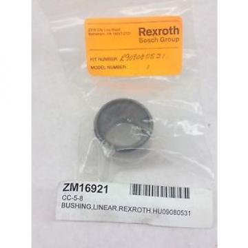 Origin GENUINE BOSCH REXROTH R909080531 LINEAR BUSHING   FAST SHIP H163