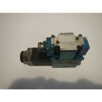 Rexroth 3WE6A52/AW110N9DK25L Hydraulic Directional Valve
