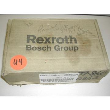 Rexroth Bosch GT-010061-00440 Ceram Valve 150 PSI origin In Box B13