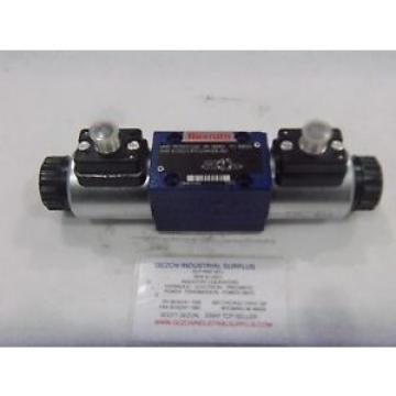 Rexroth 4WE6D62/OFEG24K33L/62 Directional Hydraulic Valve