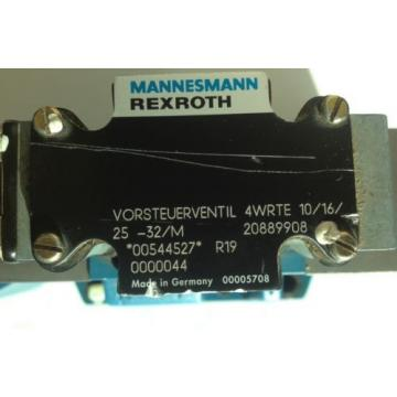 Rexroth Proportional Servo Valve 4WRTE 16 Q2/200P 32