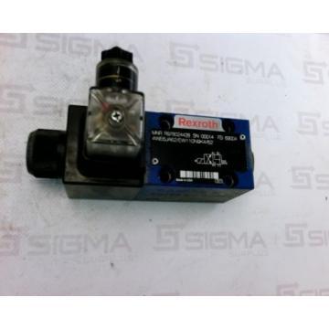Rexroth R978024428 Directional Solenoid Valve 4WE62/EW11ON9K4/62