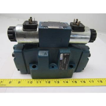 Rexroth 4WEH 16 E42-71/6EG24N9EK4/B10 Solenoid Operated Directional Spool Valve