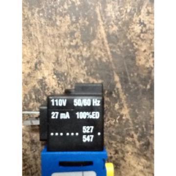 Rexroth Control Valve P-026641-00001