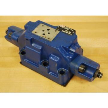 Rexroth 4WEH22E76/6EG24N9EK4, MNR:R900906186 Hydraulic Base Valve - USED