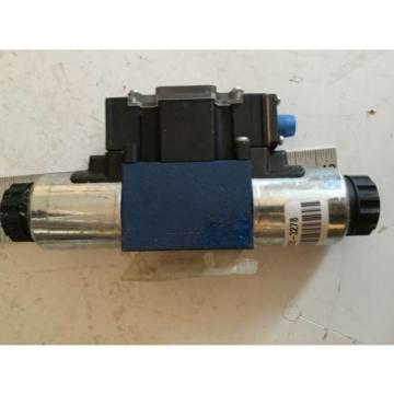 Origin REXROTH MNR R900951153,4WE6J61/EG24N9DK24L/V,24VDC HYDRAULIC VALVE, BOXCI