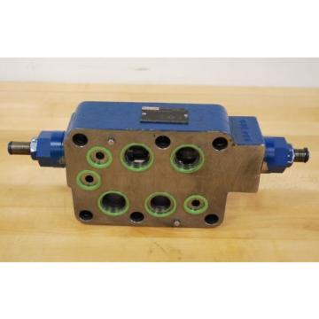 Rexroth Z2FS22-31/S/V Hydraulic Manifold Block Valve MNR:R900474580, FD:06W30