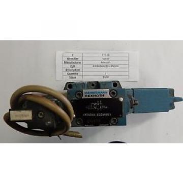 Rexroth 4WE6D60/EG24N9K4 VALVE - USED