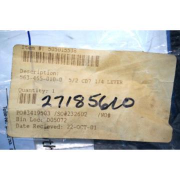 Origin REXROTH 563-465-010-0 VALVE 5634650100