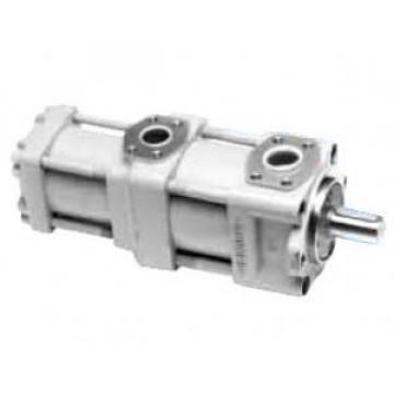 QT6262-125-100F Japan QT Series Double Gear Pump