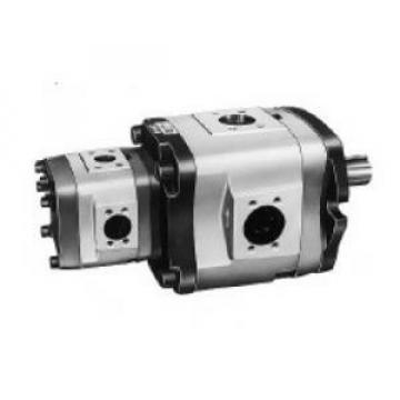 NACHI USA IPH-56B-40-80-11  IPH Series Double IP Pump