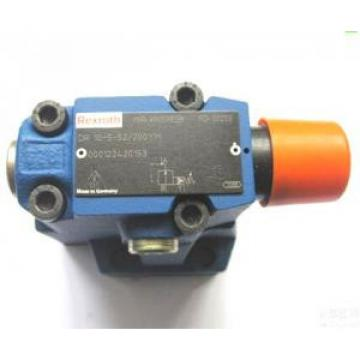 Rexroth DR Series Pressure Reducing Valves