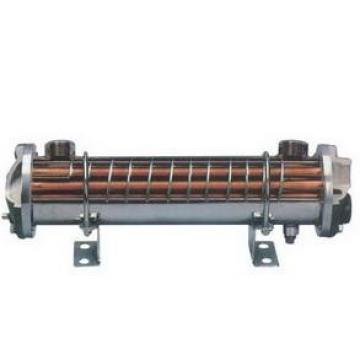 Spiral-Flow Finned Column Tube Oil Cooler SL Series