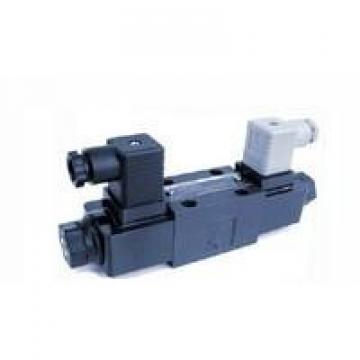 Yuken S-DSG Series Solenoid Operated Directional Valves - Shockless Type