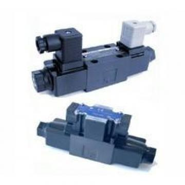 Yuken DSG-02 Series Solenoid Operated Directional Valves