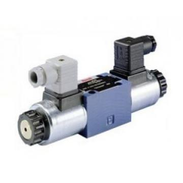 Rexroth Type 4WE10V Directional Valves