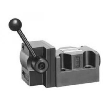Manually Operated Directional Valves DMG DMT Series DMG-04-3C40-W