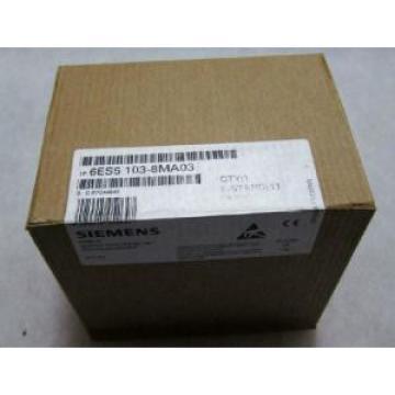 Siemens Simatic S5-100U 6ES5103-8MA12