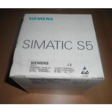 Siemens 6ES5095-8FA02 S5-90U/95U PLC
