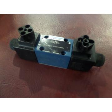 Rexroth, 4WE6D60/OFEW110N9K4, Hydraulic Valve