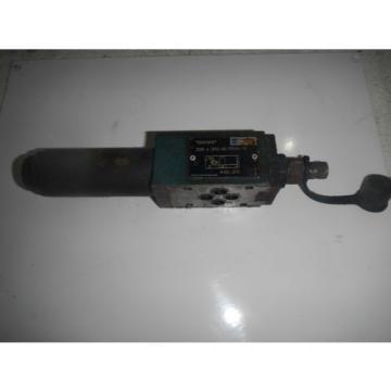 Rexroth ZDR-6-DP2-43/75YM/12 D03 Hydraulic Reducing Control Valve