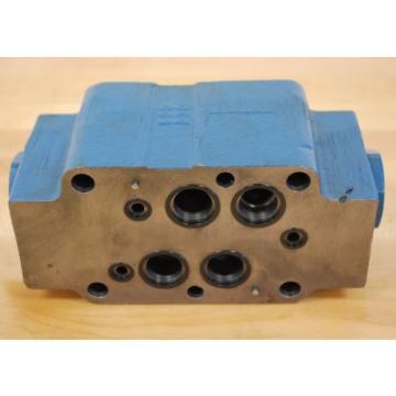 Rexroth Z2S16-A1-51-A2-31 Hydraulic Manifold Block Valve 328-798 - USED