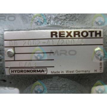 REXROTH DB 20G2-41/200/5 VALVE Origin NO BOX