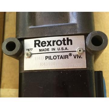 Rexroth PD20043-1212 1/4#034; D Pilotair Valve