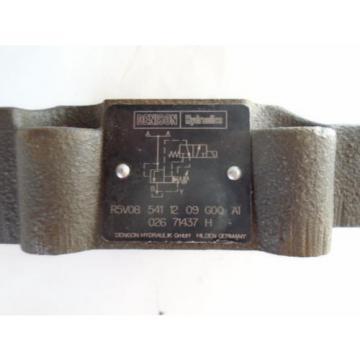 DENISON S26 34679 0  R5V08 HYDRAULIC VALVE