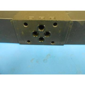 Denison Hydraulic Valve A4D01 3203 0302 B1 W0128