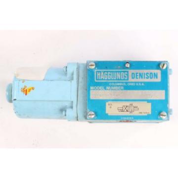 origin 016-48597-5 Denison Hydraulic Valve A3D02-34 151 01 01 00A5 012