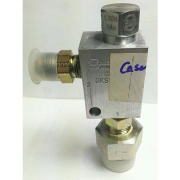 Case Drain Check Valve p/n 010-01238 for Denison FL-35, FQ-75, FX-100 Presses