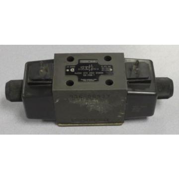 DENISON Hydraulics Directional Valve M/N:A4D02 3751 0902 B5W06 CODE: 026-57686 T