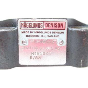 HAGGLUNDS DENISON R4U 06 533 10 A5 PRESSURE CONTROL HYDRAULIC VALVE D515204