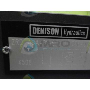 DENISON ZRD-ABA-01-S0-D1 VALVE Origin NO BOX