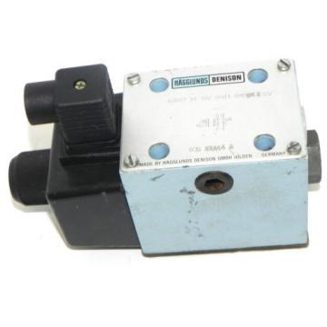 HAGGLUNDS DENISON A3D02-34-107-0601-00B5W01327 DIRECTIONAL VALVE HYDRAULIC