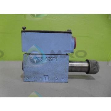 DENISON HYDRAULICS A4D01 35 151 0101 00A1W01328 HYDRAULIC VALVE NO COIL USED