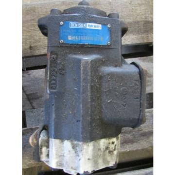 Denison Hydraulic Pump T6CC 017 010 5R10 C110 P31 Used