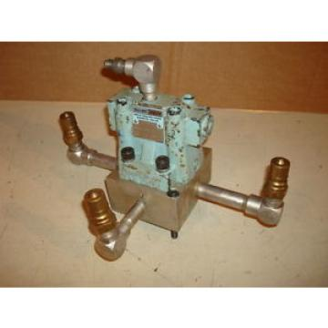 MAGGLUNDS DENISON HYDRAULIC PUMP  VALVE AE1260A