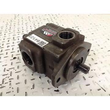 Hagglunds Denison Hydraulic Vane Pump T6CS 010 3R00 B1 N0P Used #84123