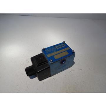 Denison A3D0234-151-01-01-00A5 D05 Hydraulic Directional Valve 120Volt