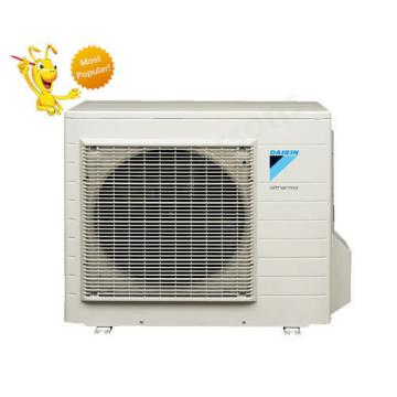 9k + 9k + 9k + 12k Btu Daikin Quad Zone Ductless Wall Mount Heat Pump AC